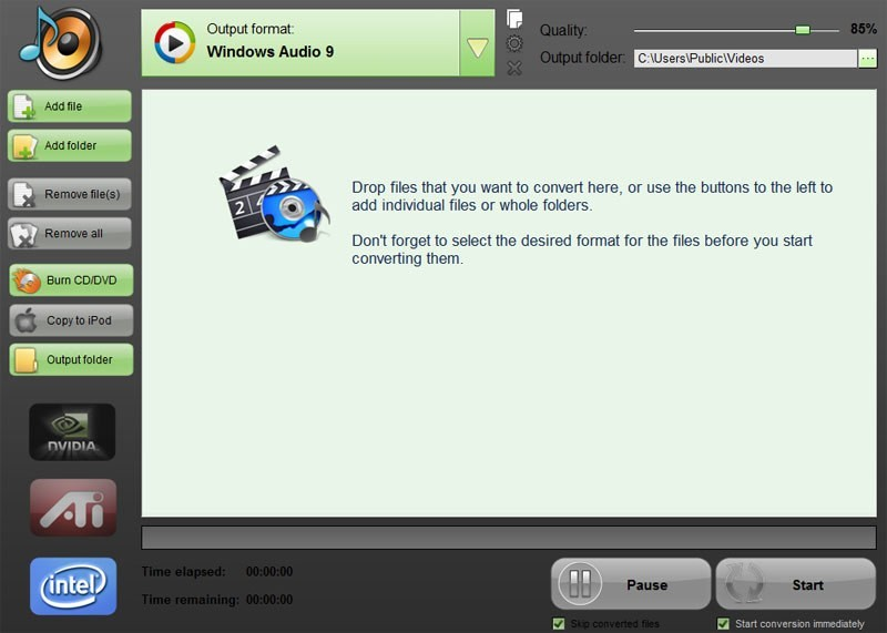IQmango Video to MP3 Converter 3.4.5