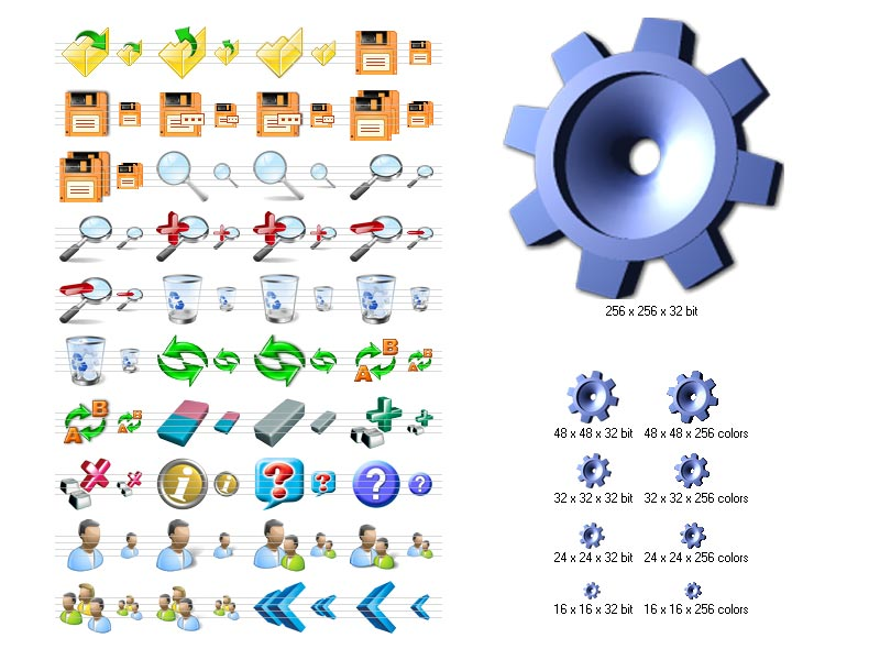Large Icons for Vista 2011.1