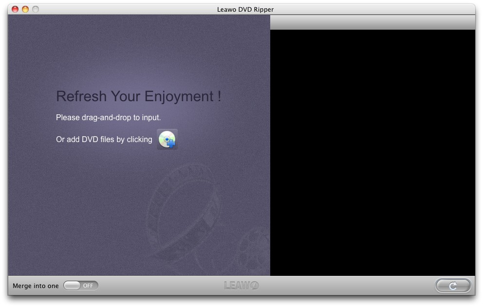 Leawo Mac DVD to FLV Converter 3.0.0