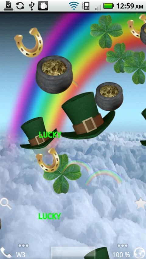 Lucky Irish Live Wallpaper 5.0