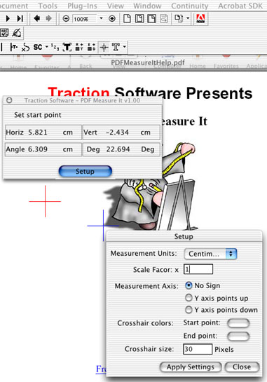 Mac PDF Measure It 1.01