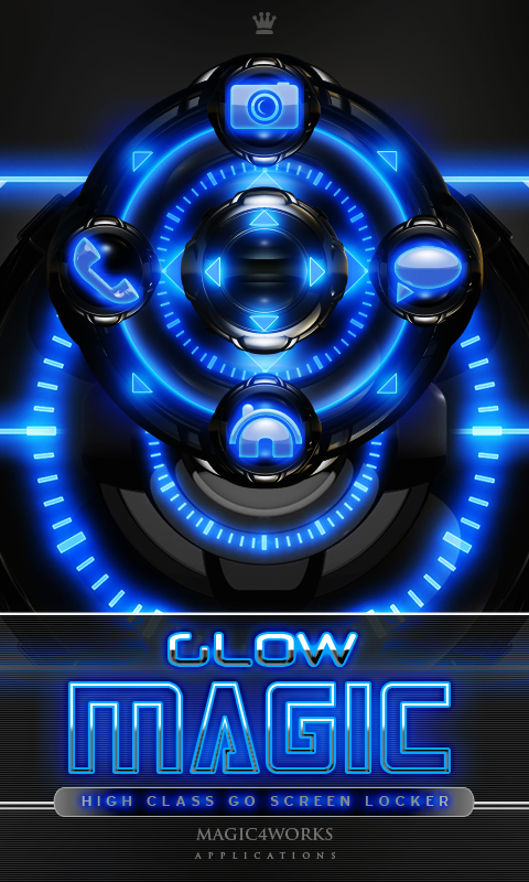 magic glow GO locker 1.0