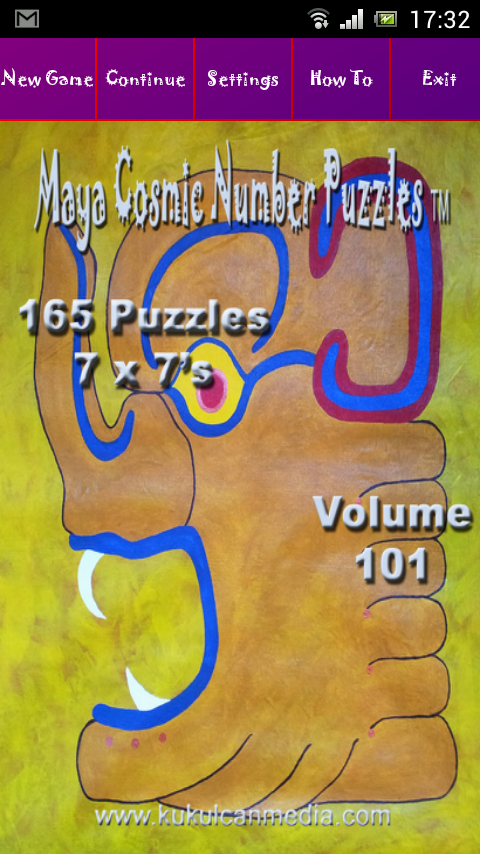 MAYA COSMIC NUMBER PUZZLES 101 Varies with device