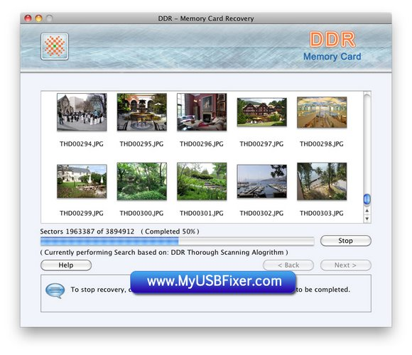 Memory Card Recovery Software Mac 4.0.1.6