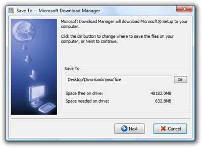 Microsoft Download Manager 1.2.1 Build2044 1.0