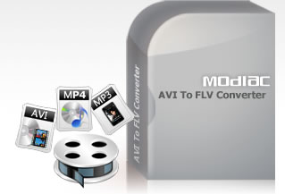 Modiac AVI to FLV Converter 1.0
