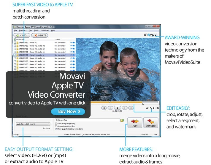 Movavi Apple TV Video Converter 1.0.0.1