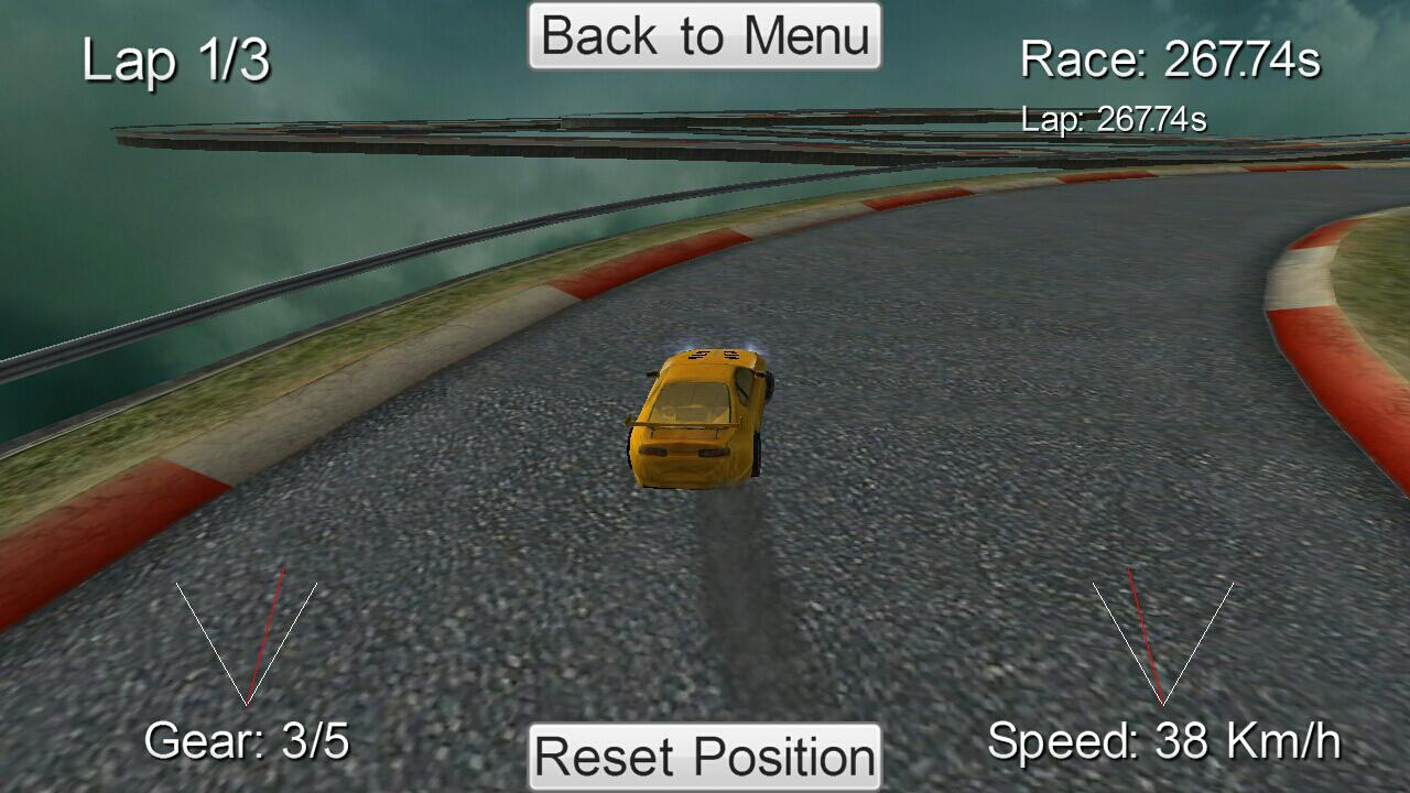 Multiplayer Racing 4