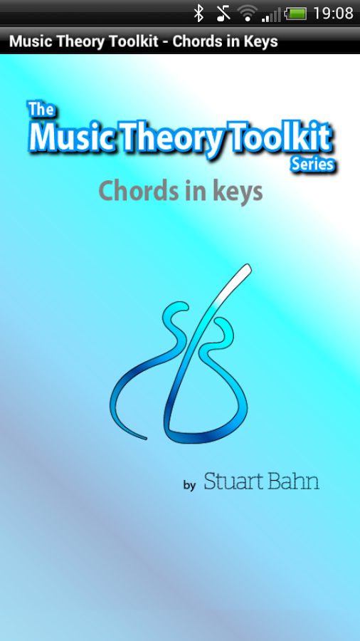 Music Theory - Chords in Keys 1.0