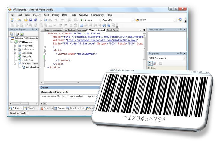 My Barcode Software 1.0