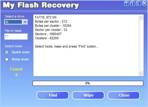 My Flash Recovery 2.2