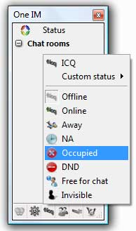 One Instant Messenger 3.5.0