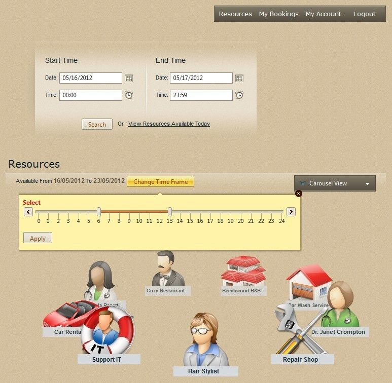 Online Booking Software 1.3