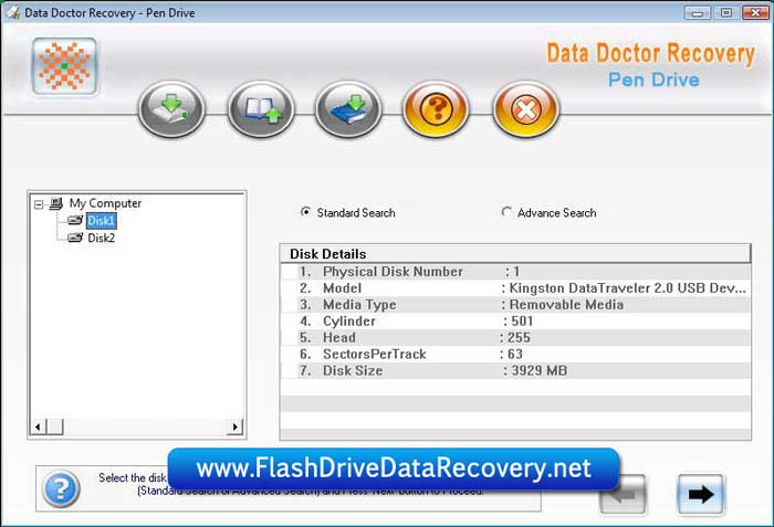 Pen Drive Recovery Free 5.3.1.2
