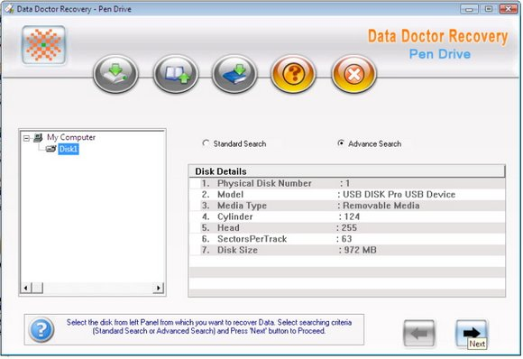 Pen Drive Repair Software 3.0.1.5