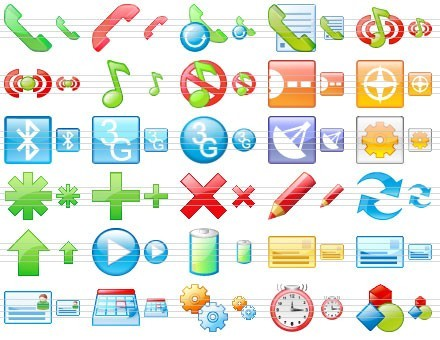 Perfect Mobile Icons 2011.1