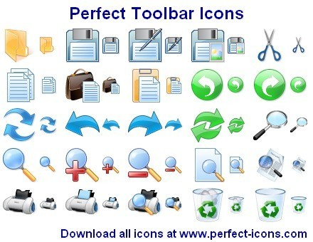 Perfect Toolbar Icons 2011.6