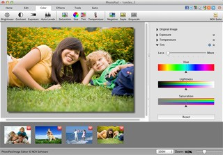 PhotoPad Photo Editing Free for Mac 2.89