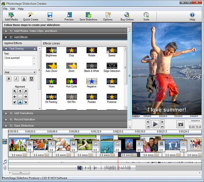 PhotoStage Pro Edition for Mac 4.10