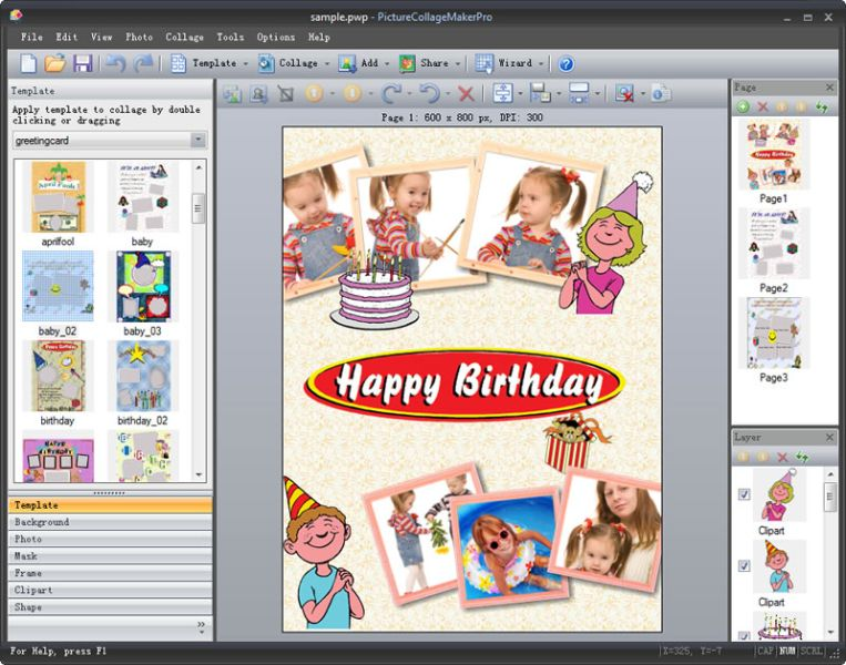 Picture Collage Maker Pro 4.1.4.1