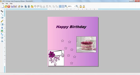 Printing Birthday Cards 7.3.0.1
