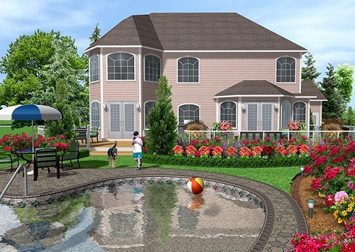 Realtime Landscaping Pro 2012 7.15