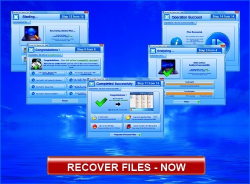 Recover Lost Files Automatically 9.61