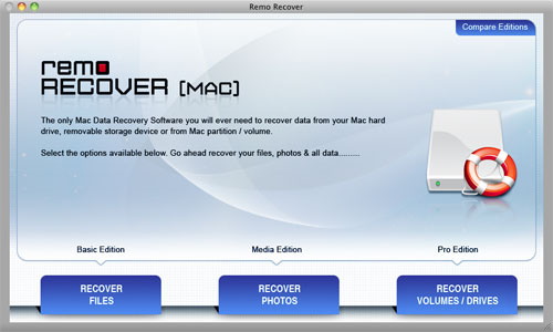 Recover Lost Files Mac 3.0.0.1