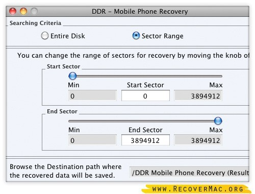 Recover Lost Mac 4.0.1.6