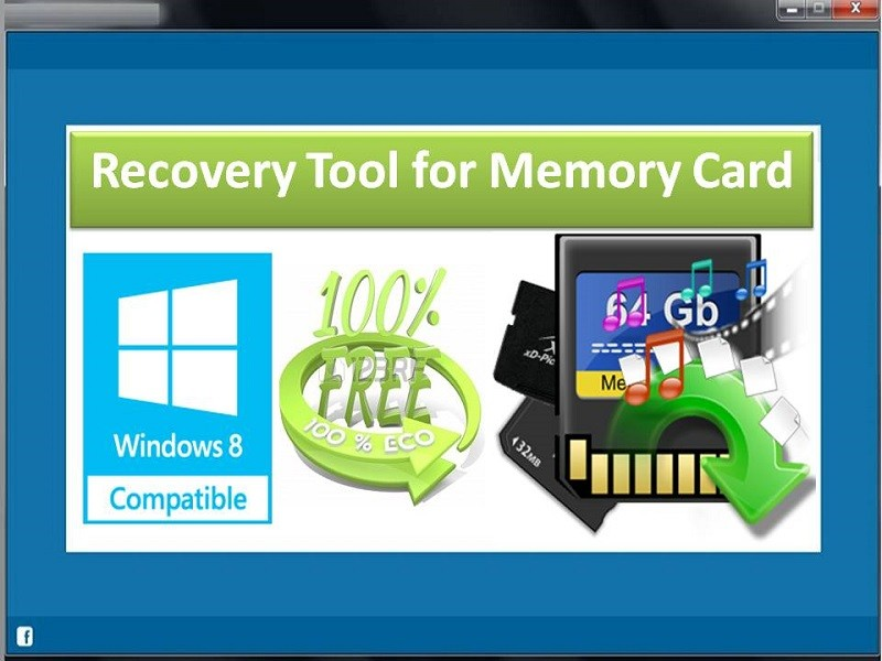 Recovery Tool for Memory Card 1.0.0.15