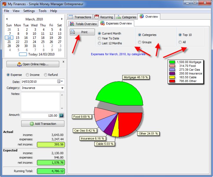 Simple Money Manager 1.9.3.0