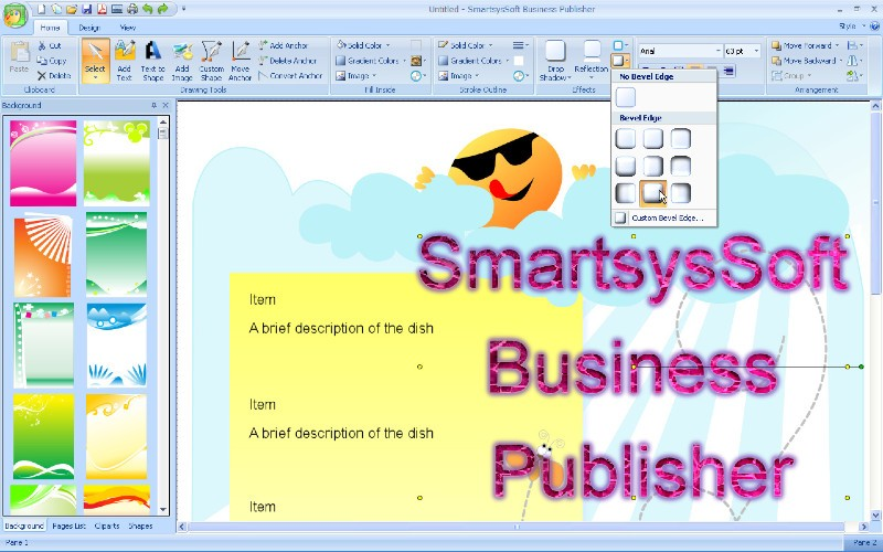 SmartsysSoft Business Publisher 3.27