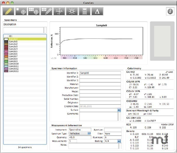 SpectraShop for Mac OS X 4.0.12