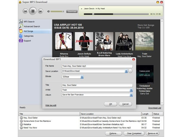 Super MP3 Download 5.0.0.6