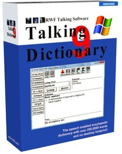 Talking Dictionary 9.9.2