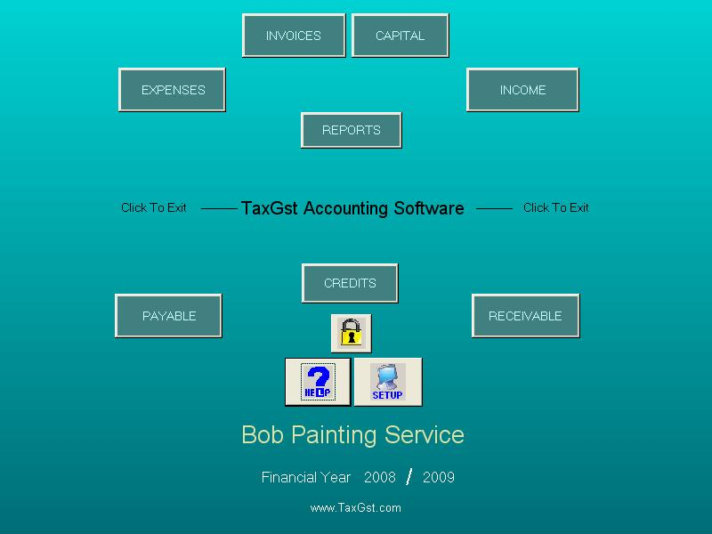 TaxGst Accounting Software 10.6