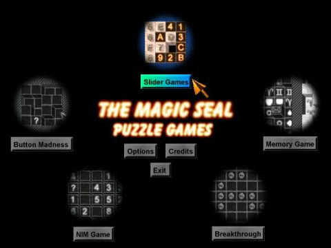 The Magic Seal Puzzle Games 1.0.0