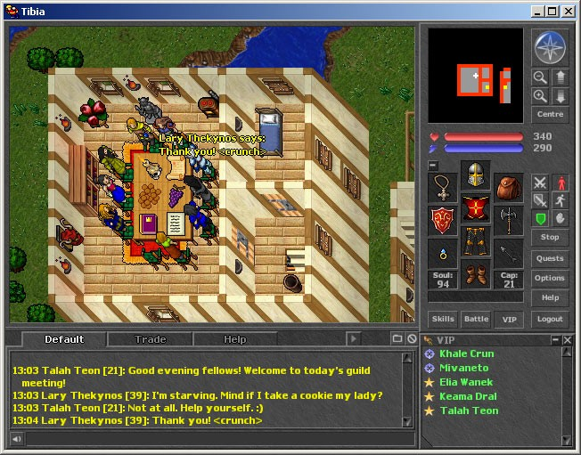 Tibia Client 9.82