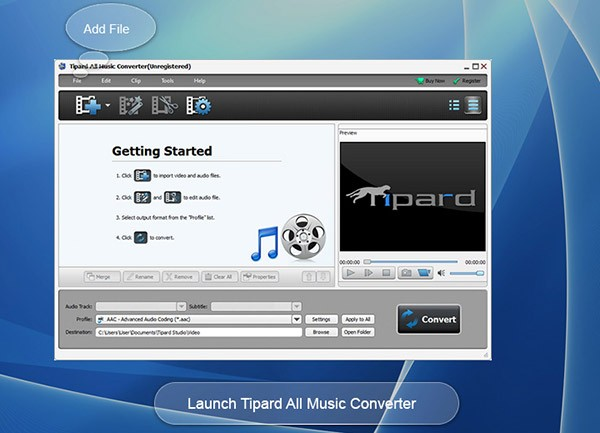 Tipard All Music Converter 7.1.86