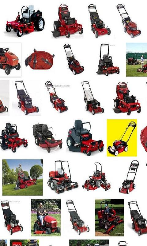 Toro Mower Manuals 1.0