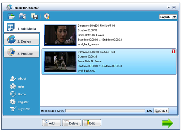 Torrent DVD Creator 2.65