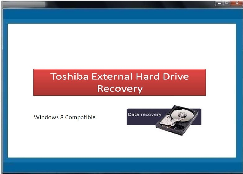Toshiba External Hard Drive Recovery 4.0.0.32