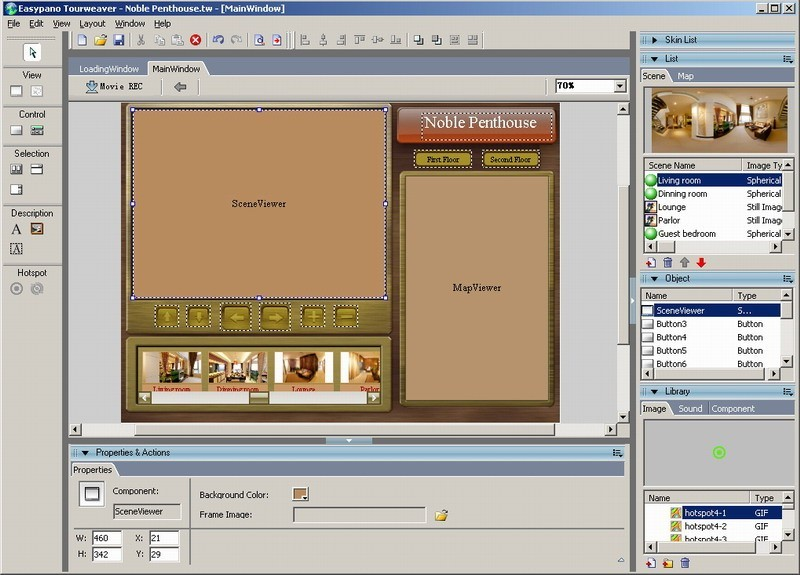 Tourweaver Professional for Windows 2.00