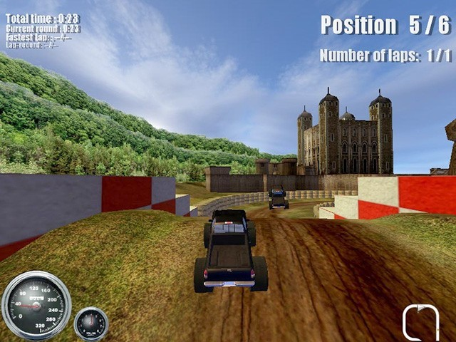 Ultimate Monster Trucks 1.1