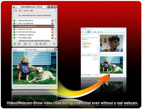Video2Webcam 3.7.0.2
