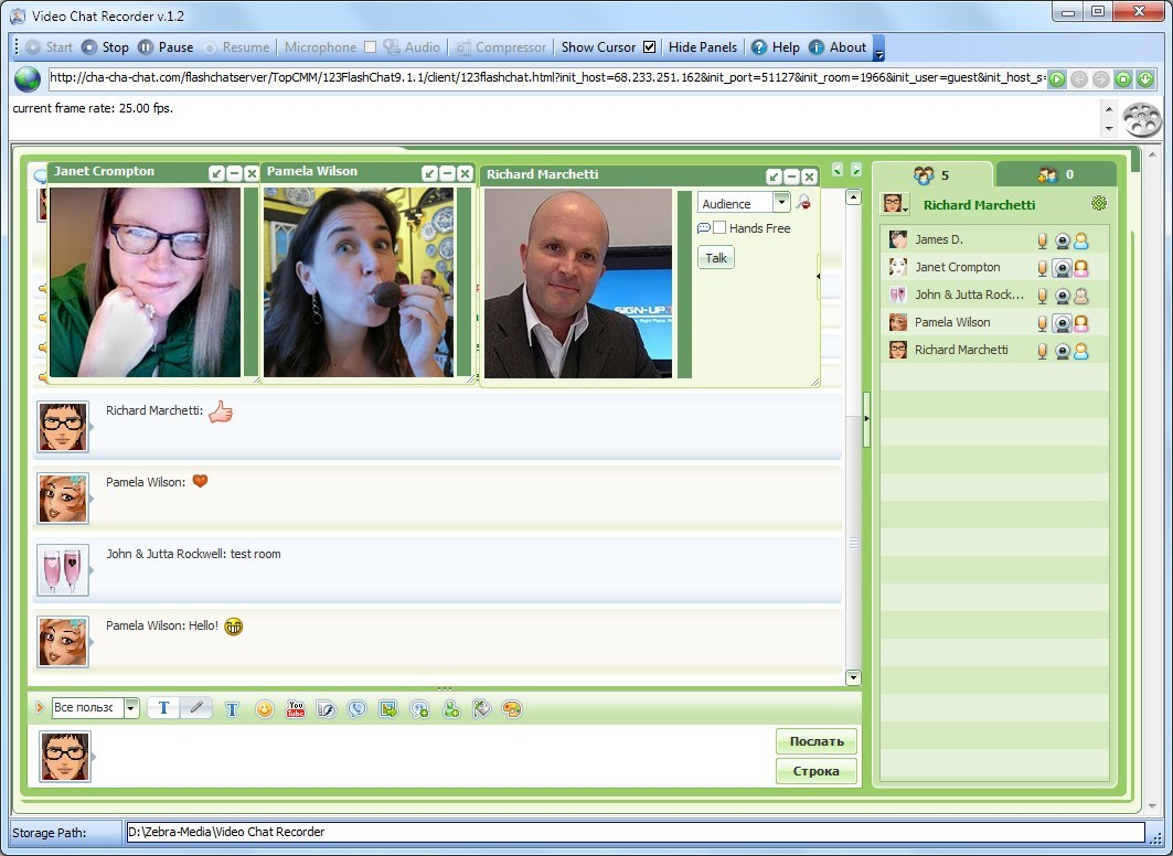 Video Chat Recorder 2.1