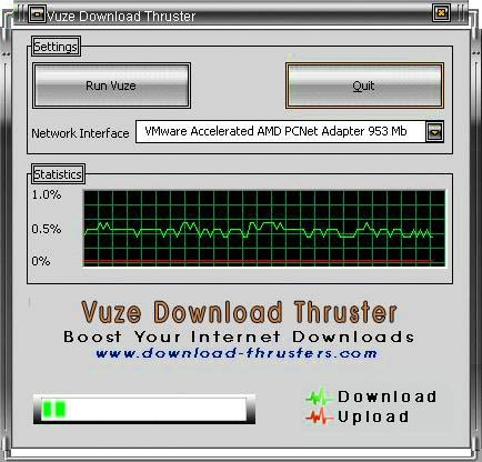 Vuze Download Thruster 2.1.0