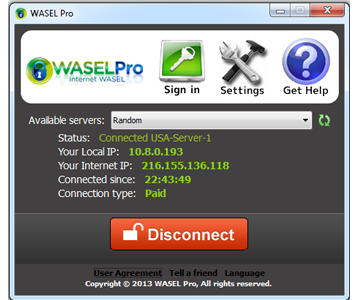 WASEL Pro Windows 1.17