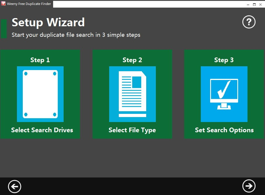 Weeny Free Duplicate Finder 1.2