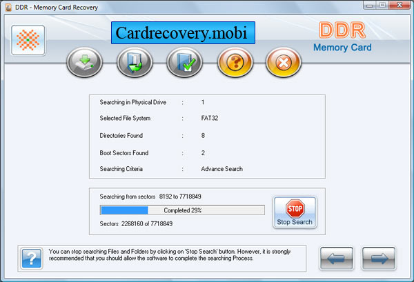 What is SD Card Recovery 4.0.1.6